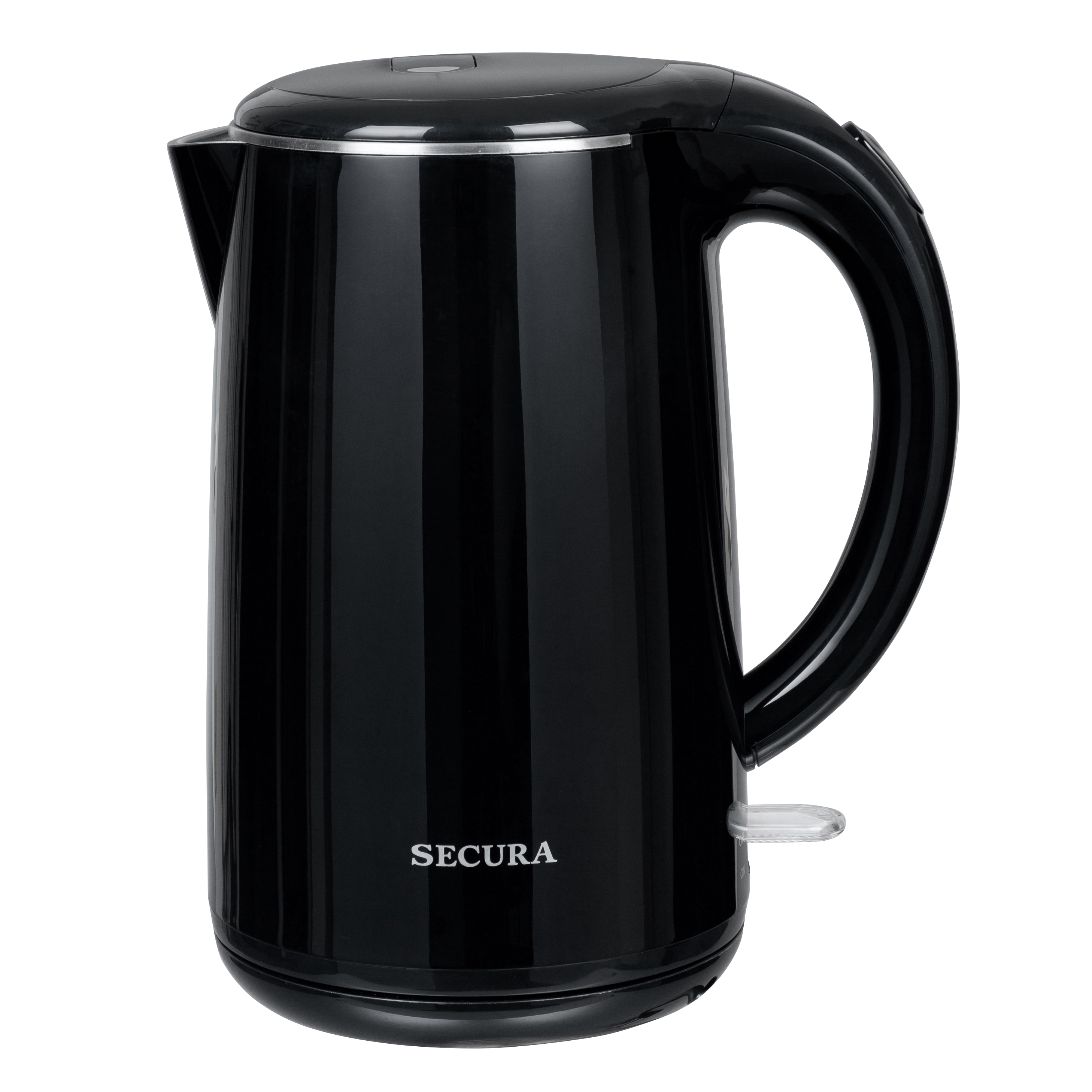 18 Quart Stainless Steel Cordless Electric Kettle The Secura