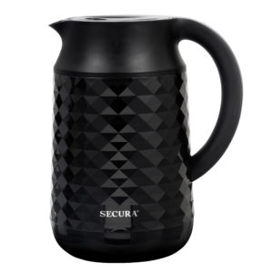 Cool Touch 1.8 Qt Water Kettle with Keep Warm